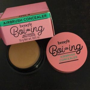 Benefit Boing airbrush concealer no 04